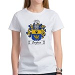 Borghese Family Crest Women's T-Shirt