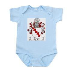 Borghi Family Crest Infant Creeper