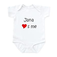Cute Jana Onesie
