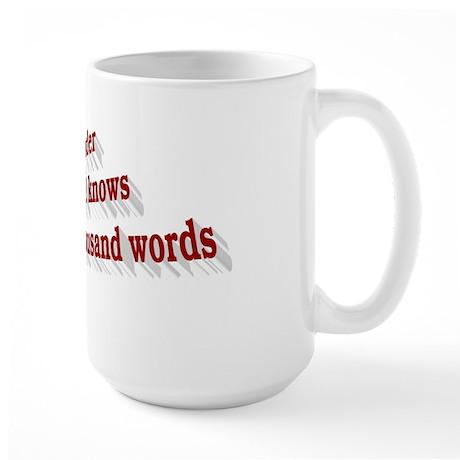 Every Left-hander Large Mug