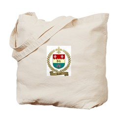 DORE Family Crest Tote Bag