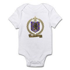 DOYON Family Crest Infant Creeper