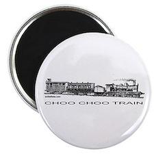 """CHOO CHOO TRAIN 2.25"""" Magnet (10 pack)"""