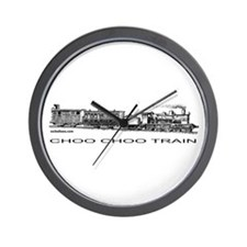 CHOO CHOO TRAIN Wall Clock