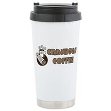 Grandpa's Coffee Travel Mug