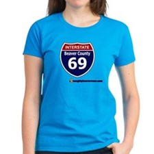 Interstate 69 Beaver County Tee