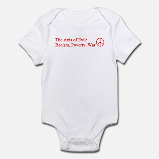 gail's peace gifts Infant Bodysuit