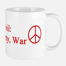 gail's peace gifts Mug