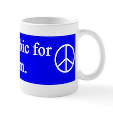 gail's peace gifts Mug