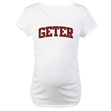 GETER Design Shirt