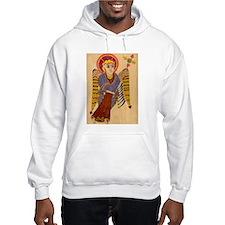 Book of Kells Angel Hooded Sweatshirt