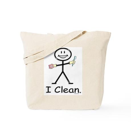 BusyBodies Dental Hygienist Tote Bag