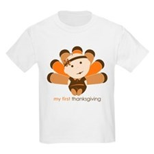First Thanksgiving Baby T-Shirt