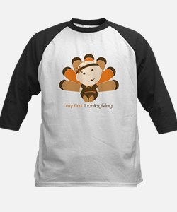 First Thanksgiving Baby Tee