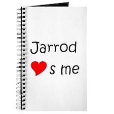 Jarrod's Journal