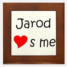 Jarod Framed Tile