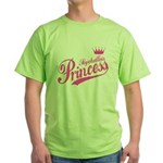 Seychellois Princess Green T-Shirt