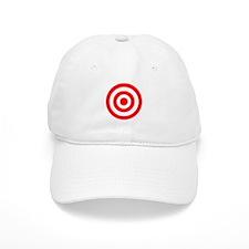Bullseye Baseball Cap