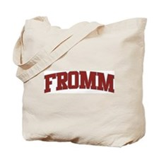 FROMM Design Tote Bag