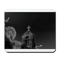 Church Cross Mousepad
