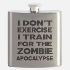 I DON'T EXERCISE Flask