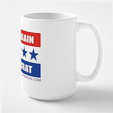 BORN AGAIN DEMOCRAT Mug