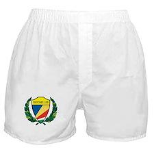 Stylized Seychelles Boxer Shorts