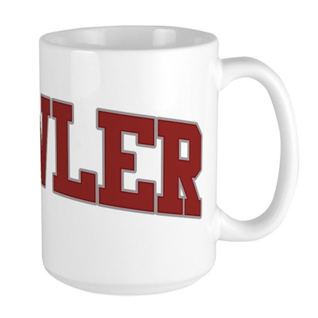FOWLER Design Large Mug