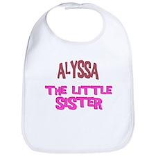 Alyssa - The Little Sister Bib