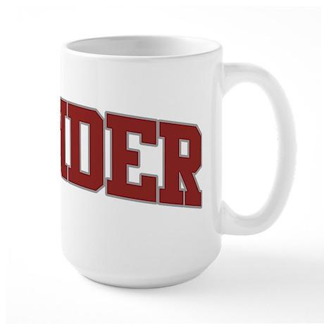 FENDER Design Large Mug