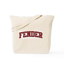 FENDER Design Tote Bag
