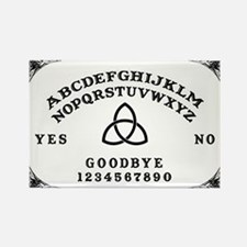 Ouija Board Rectangle Magnet