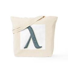 Lambda / GLBT Tote Bag