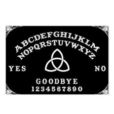 Ouija Board Postcards (Package of 8)