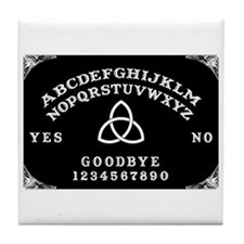 Ouija Board Tile Coaster