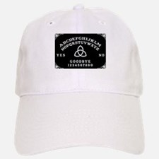Ouija Board Baseball Baseball Cap