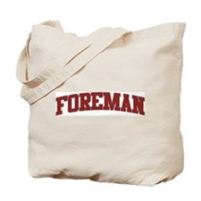 FOREMAN Design Tote Bag