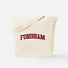 FORDHAM Design Tote Bag