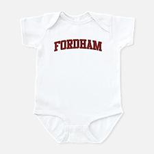 FORDHAM Design Infant Bodysuit