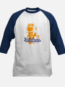 Van Beethoven Kids Baseball Jersey