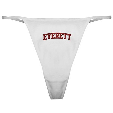 EVERETT Design Classic Thong