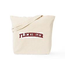 FLICKINGER Design Tote Bag