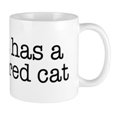 Obama Has a Four-Eared Cat Mug