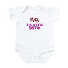 Bianca - The Little Sister Infant Bodysuit