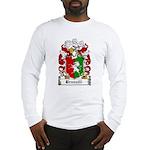 Brunelli Family Crest Long Sleeve T-Shirt