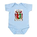 Brunelli Family Crest Infant Creeper