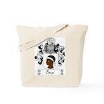 Bruni Family Crest Tote Bag