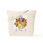 Brusati Family Crest Tote Bag