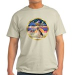 XmasStar/German Shepherd #11 Light T-Shirt