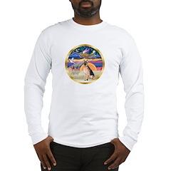 XmasStar/German Shepherd #11 Long Sleeve T-Shirt